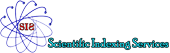 SIS – Scientific Indexing Services
